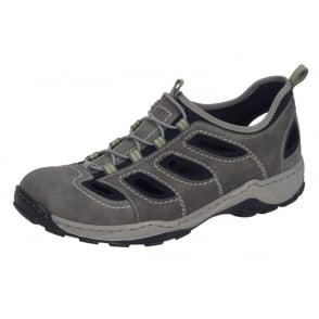 official shop arrives wholesale outlet Rieker 19910 26 - Mens Shoes from Strolling 4 Shoes UK