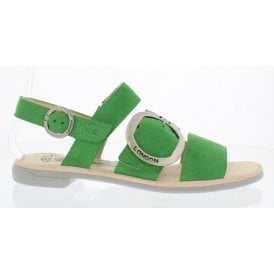 24e5d5d0adf4 Fly London Shoes Codo Green