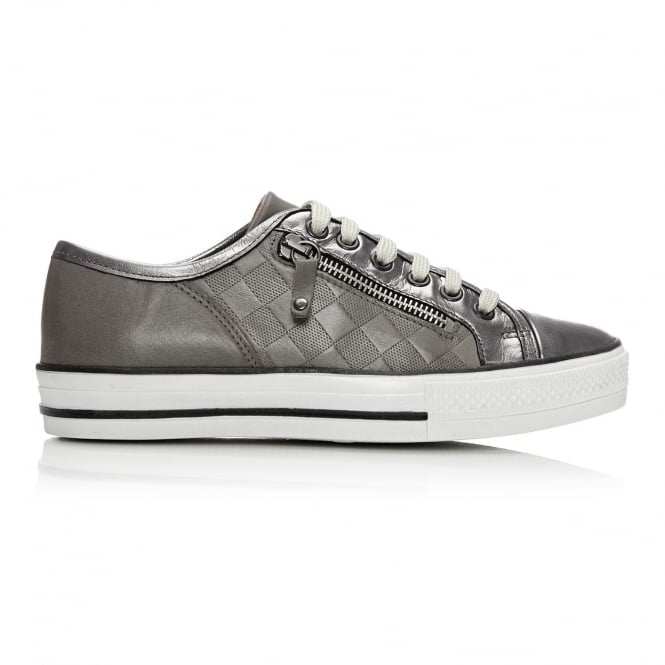 Moda in Pelle Fiarli Pewter