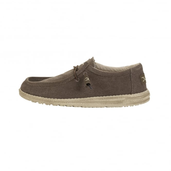 Dudes Wally Classic Beige