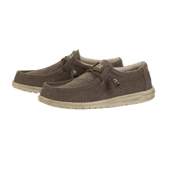 Dude Wally Classic Brown