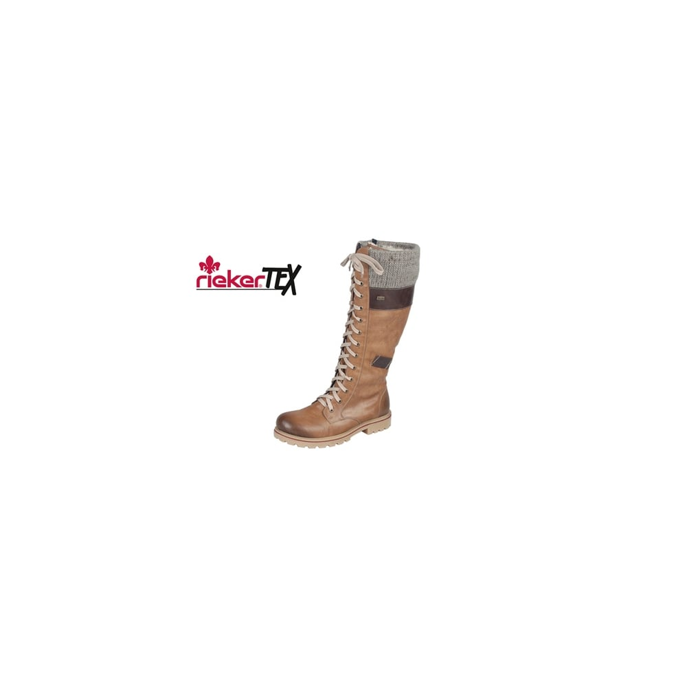 6779bc87e Rieker Z1442 24 - Ladies Shoes from Strolling 4 Shoes UK
